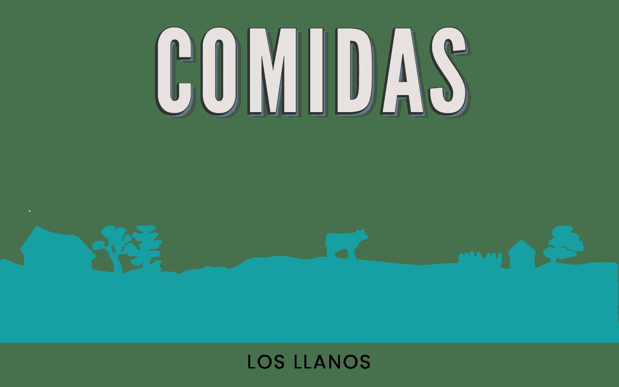 LOS LLANOS - COMIDAS FINALES